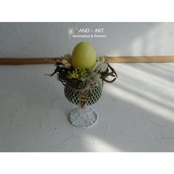 Húsvéti dísz, egyedi dekoráció.