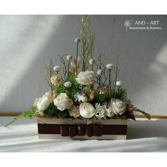 Egyedi esküvői helyszíni dekoráció. Rendelhető!