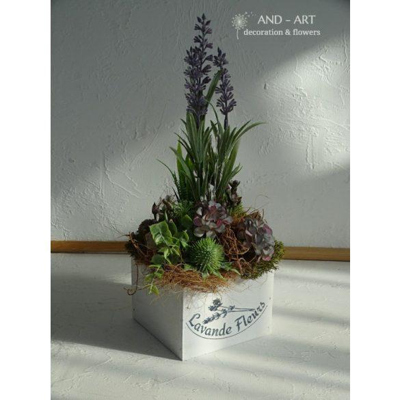 """""""Lavande Fleurs"""" Lavender decoration"""